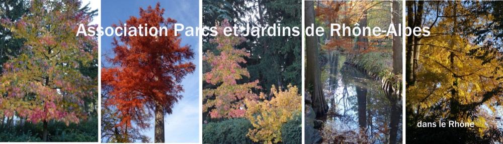 Association Parcs et Jardins de Rhône-Alpes